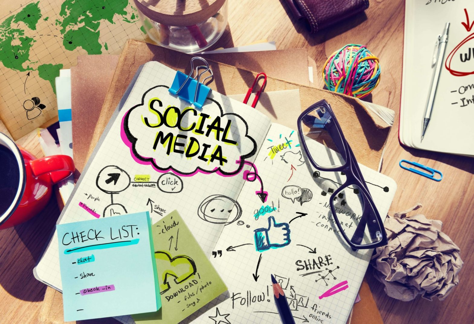 how your small business can use social media